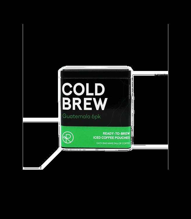 Reborn Coffee Cold Brew Coffee Pack - Guatemala