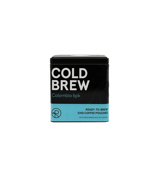 Reborn Coffee Cold Brew Coffee Pack - Colombia
