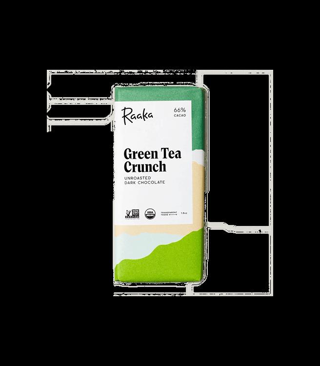 Raaka Green Tea Crunch