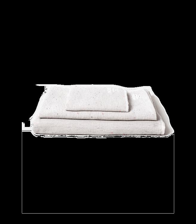 Morihata Moku Light Hand Towel Almond