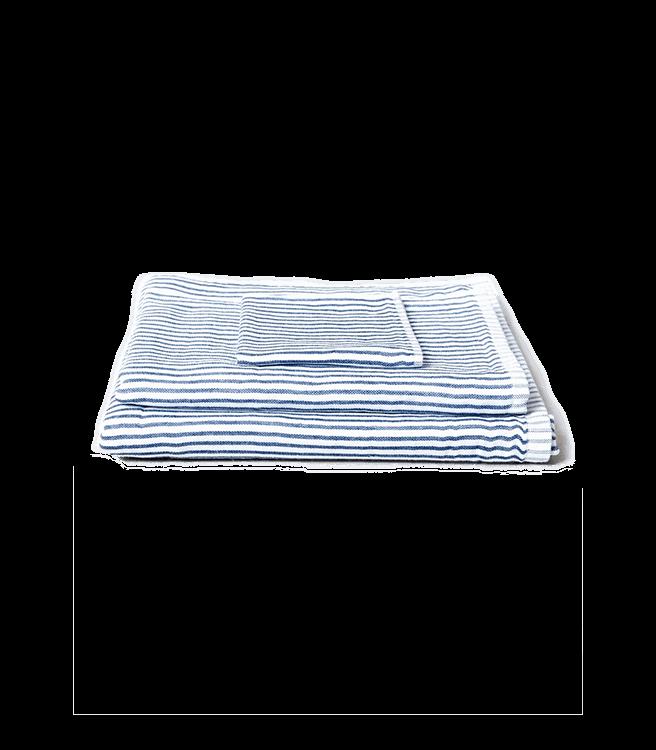 Morihata Shirt Stripe Hand Towel ADB