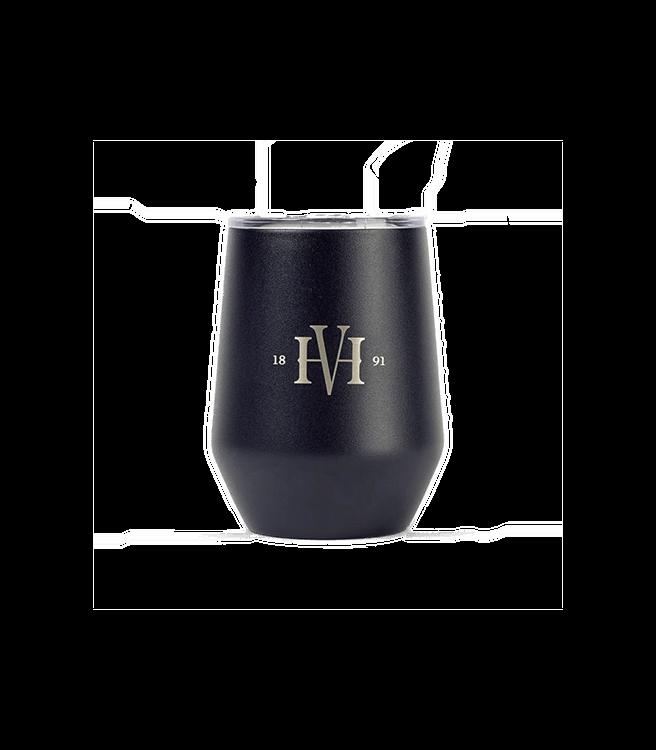 MiiR® Vacuum Insulated Wine Tumbler 10oz - Black