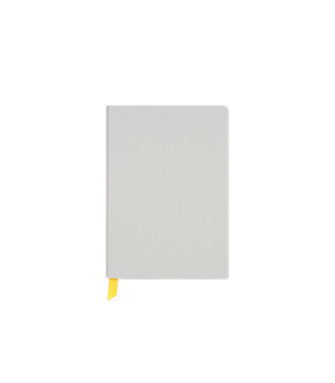 Baron Fig Confidant Hardcover Notebook Flagship - Light Gray