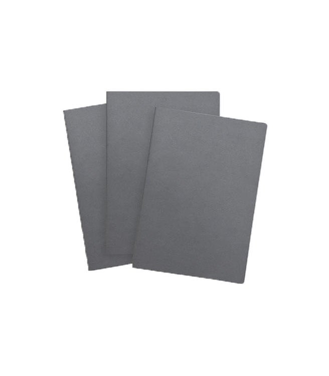 Baron Fig Vanguard Softcover Notebook Plus - Charcoal