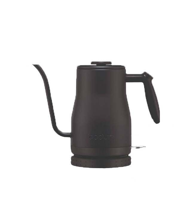 Bodum Bistro Gooseneck Electric Water kettle 1.0L - Black