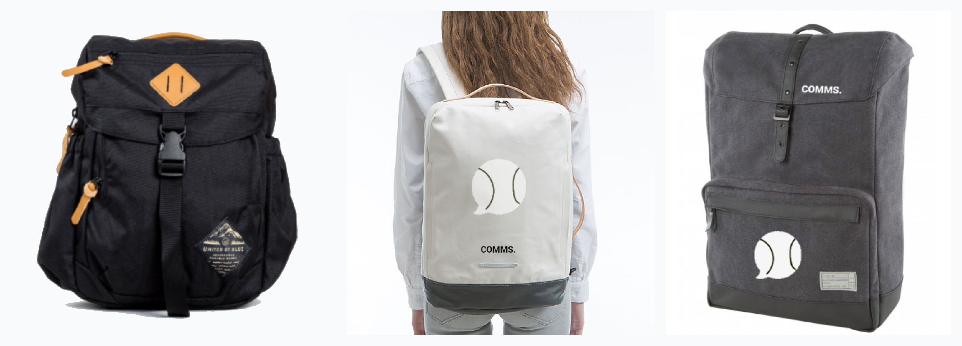 Utility Backpack, Custom Backpack, Laptop Bag