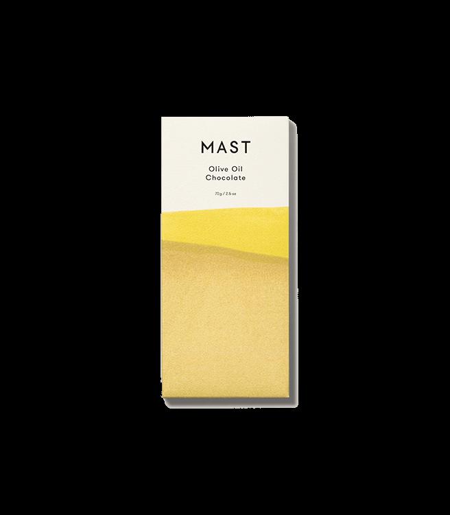 MAST Olive Oil Chocolate 70g