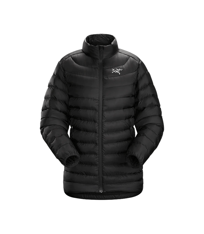 Arc'teryx Women's Cerium LT Jacket - Black