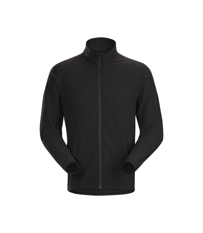 Arc'teryx Men's Delta LT Jacket - Black