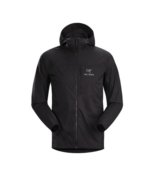 Arc'teryx Men's Squamish Hoody - Black