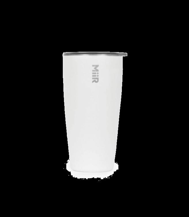 MiiR® Vacuum Insulated Tumbler 16oz - White