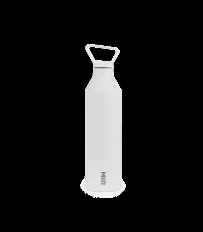 MiiR® Vacuum Insulated Bottle 23oz - White