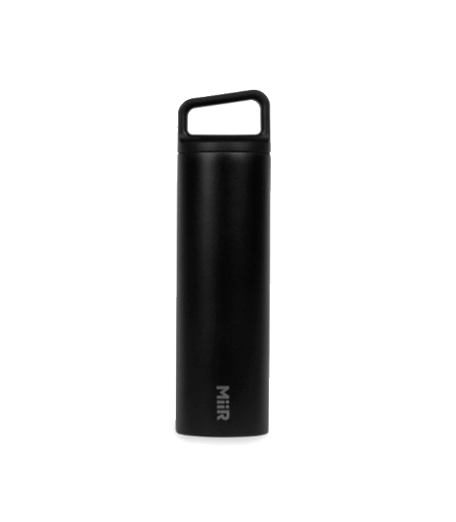 MiiR® Vacuum Insulated Wide Mouth Bottle 20oz - Black