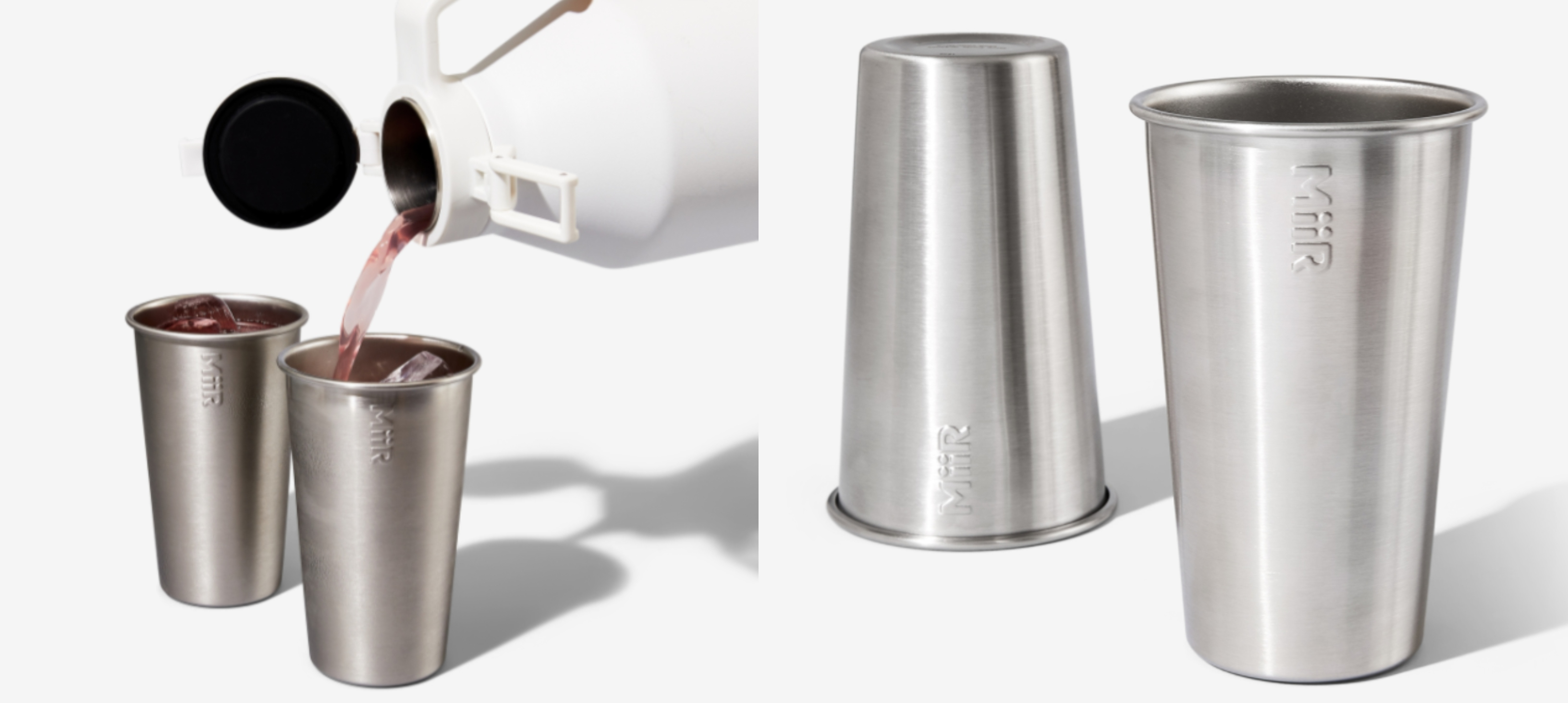 MiiR Pint Cup Stainless