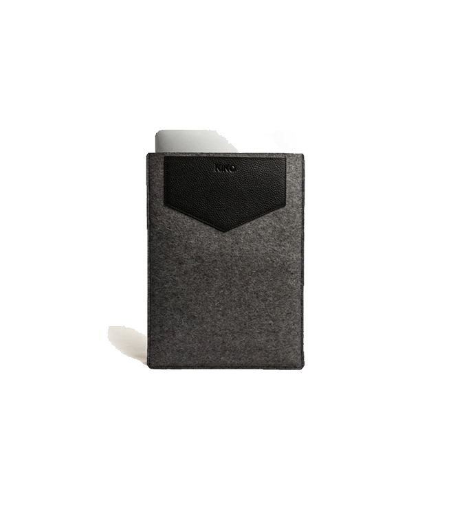 "Kiko Leather MacBook Tuck Away 13"" Sleeve"