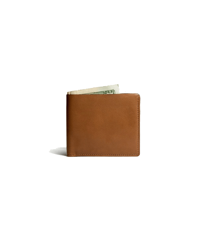 Kiko Leather Double Bifold Wallet