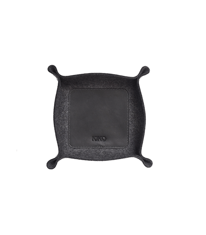 Kiko Leather Desk Tray