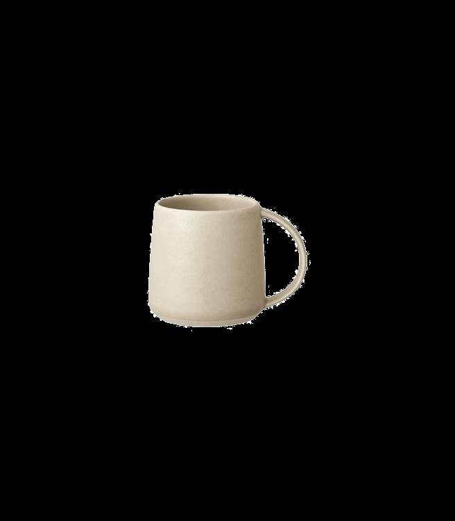 Kinto Ripple Mug 9oz - Beige