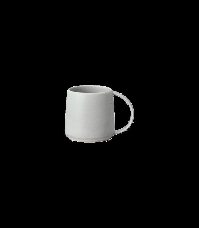 Kinto Ripple Mug 9oz - Gray