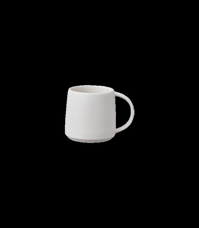 Kinto Ripple Mug 9oz - White