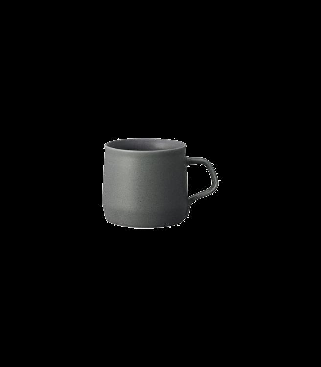 Kinto Fog Mug 9oz - Dark Gray