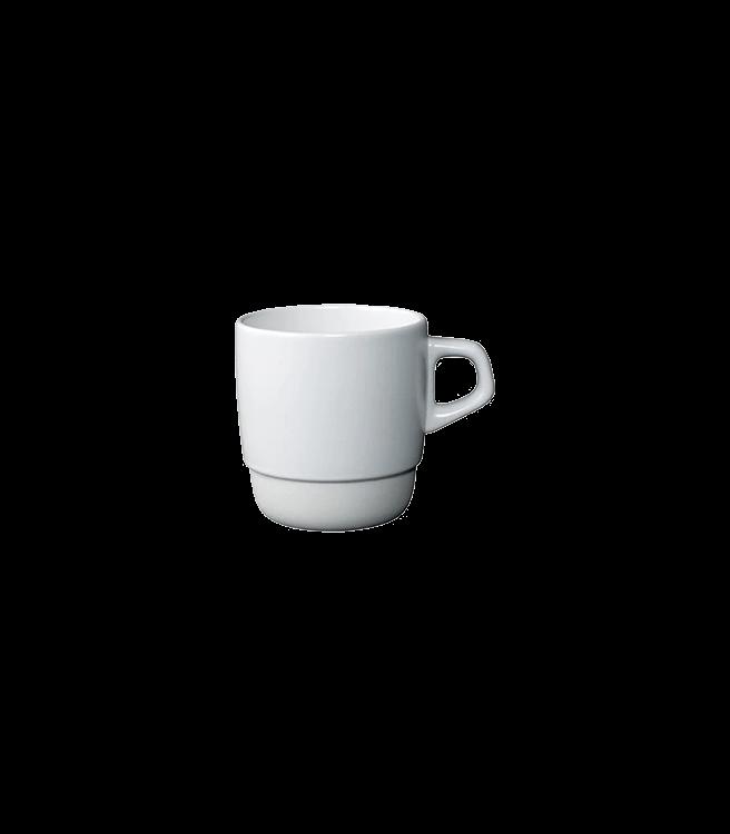Kinto SCS Stacking Mug 11oz - White