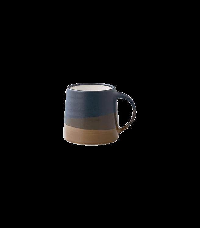 Kinto SCS-S03 Mug 11oz - Black x Brown