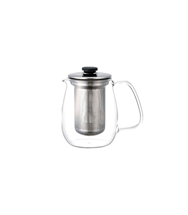 Kinto UNITEA Teapot 24oz - Stainless Steel