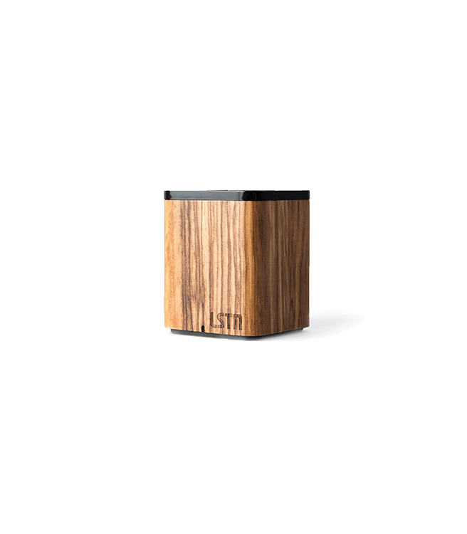 LSTN The Satellite - Zebra Wood