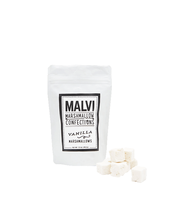 Malvi Malvi Mini Marshmallows - Vanilla