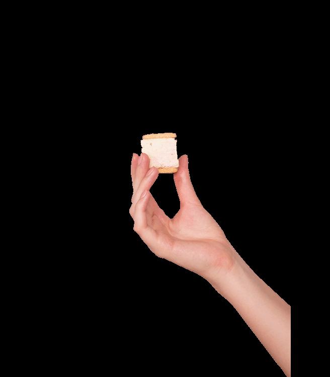 Malvi Vanilla Salted Caramel Malvi S'mores