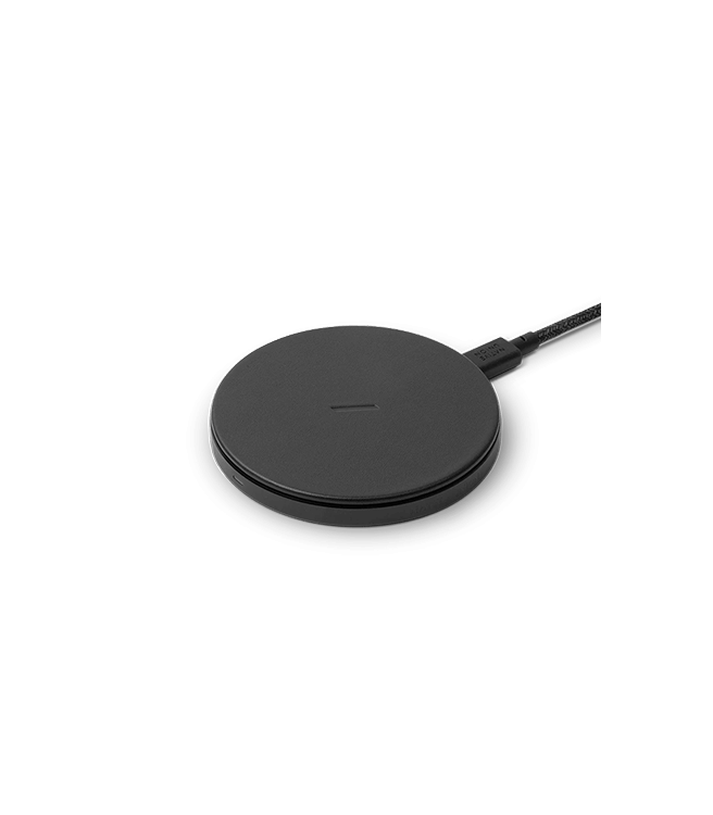 Native Union Drop Classic Leather Wireless Charger