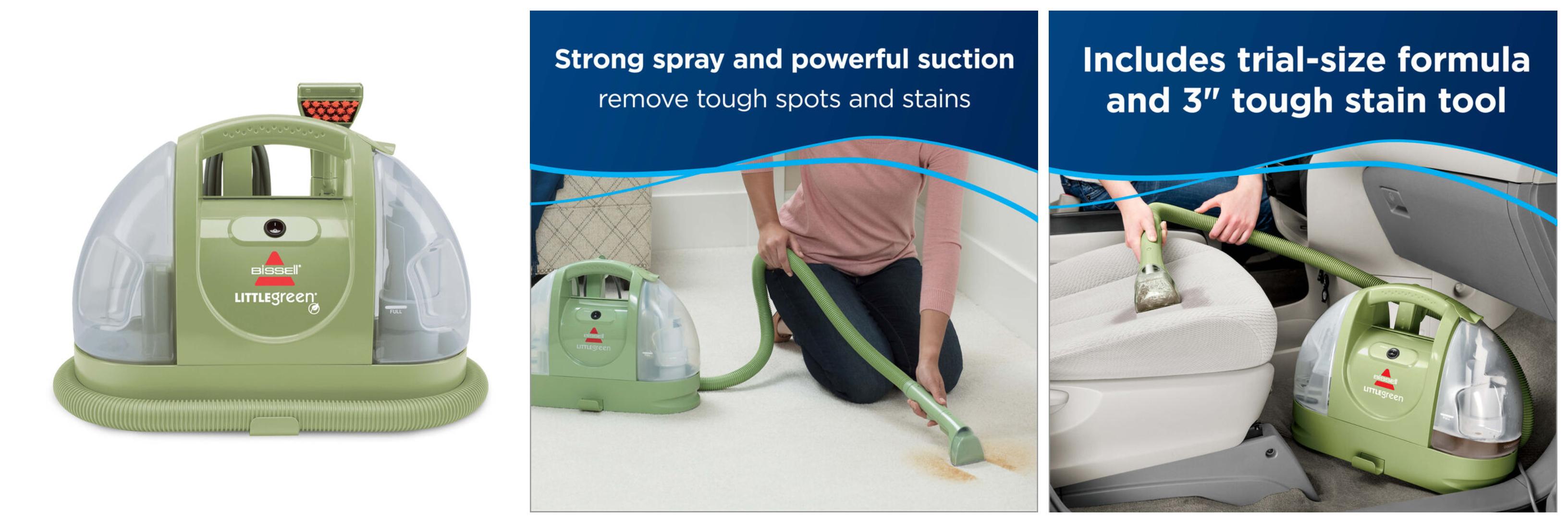Bissel Little Green Portable Carpet Cleaner