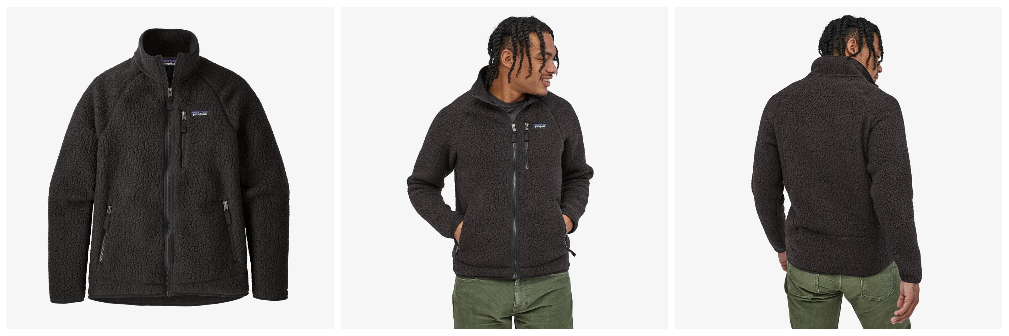 Patagonia Retro Pile Fleece Men's Jacket