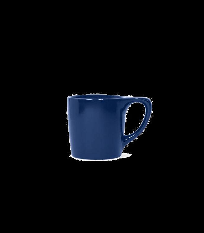 Not Neutral Lino Coffee Mug - Indigo