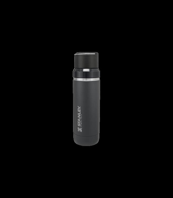 Stanley GO Bottle with Ceramivac 36oz - Asphalt