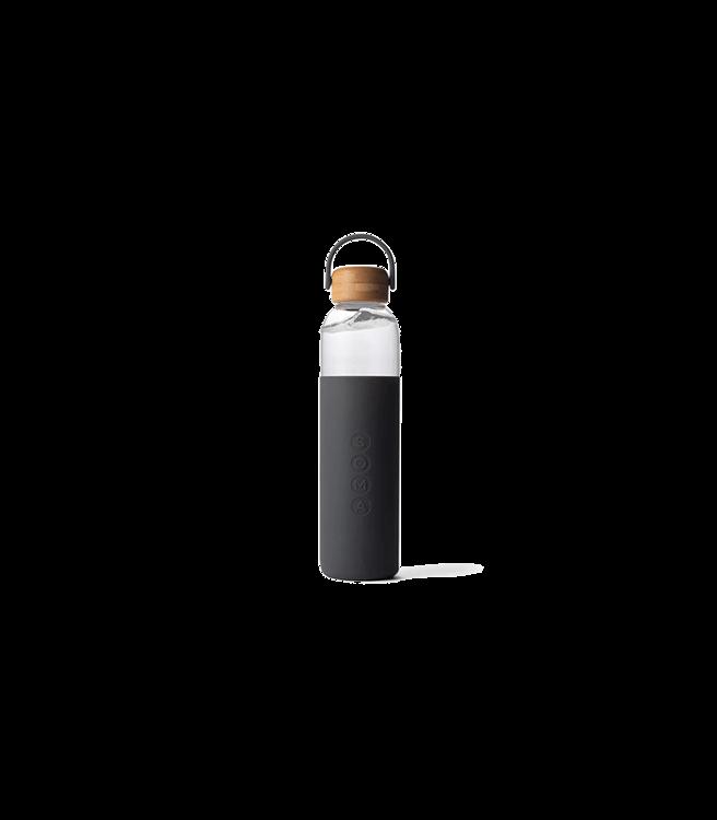 SOMA Glass Water Bottle 25oz - Gray