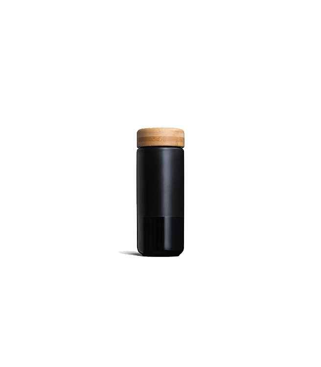 SOMA Ceramic Mug - Black