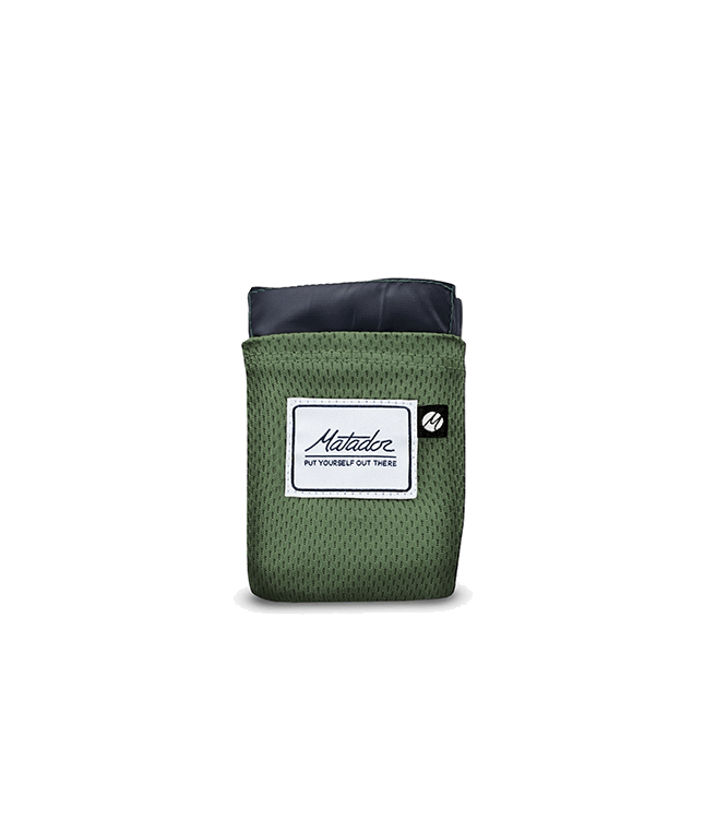 Matador Pocket Blanket - Green