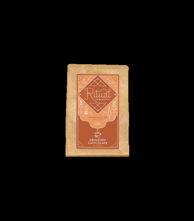 Ritual Chocolate Madagascar Drinking Chocolate 70%