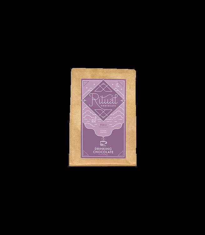Ritual Chocolate Peru Drinking Chocolate 75%