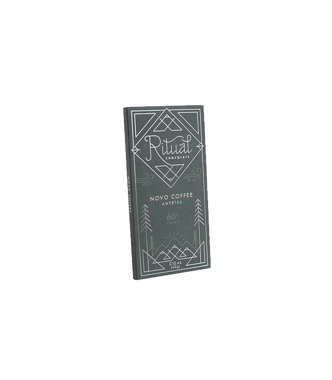 Ritual Chocolate Novo Coffee 60%