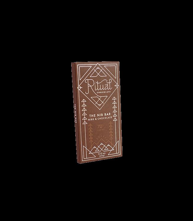 Ritual Chocolate The Nib Bar 70%