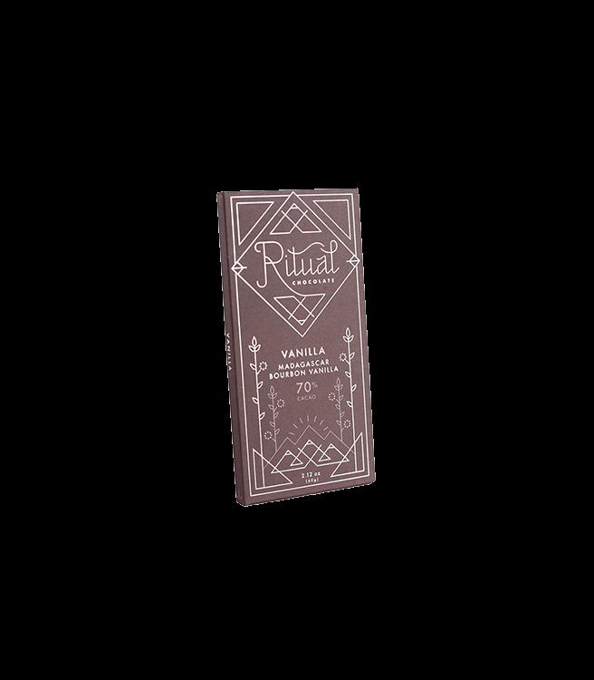 Ritual Chocolate Vanilla Bar 70%