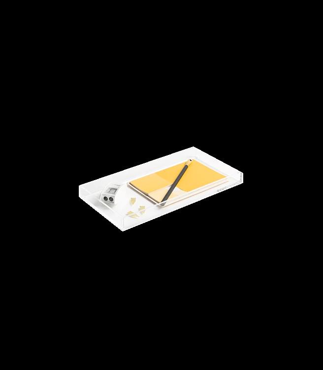 Poketo Acrylic Desk Tray