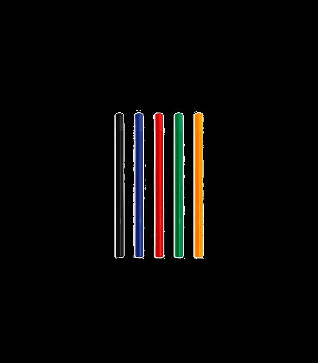 Poketo Prism Colored Rollerball Pen Set