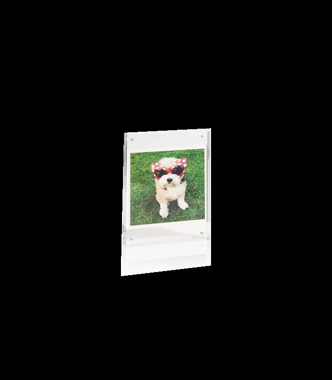 Poketo Acrylic Photo Frame in Large