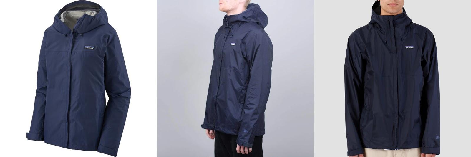 Patagonia Torrentshell Jacket in Navy