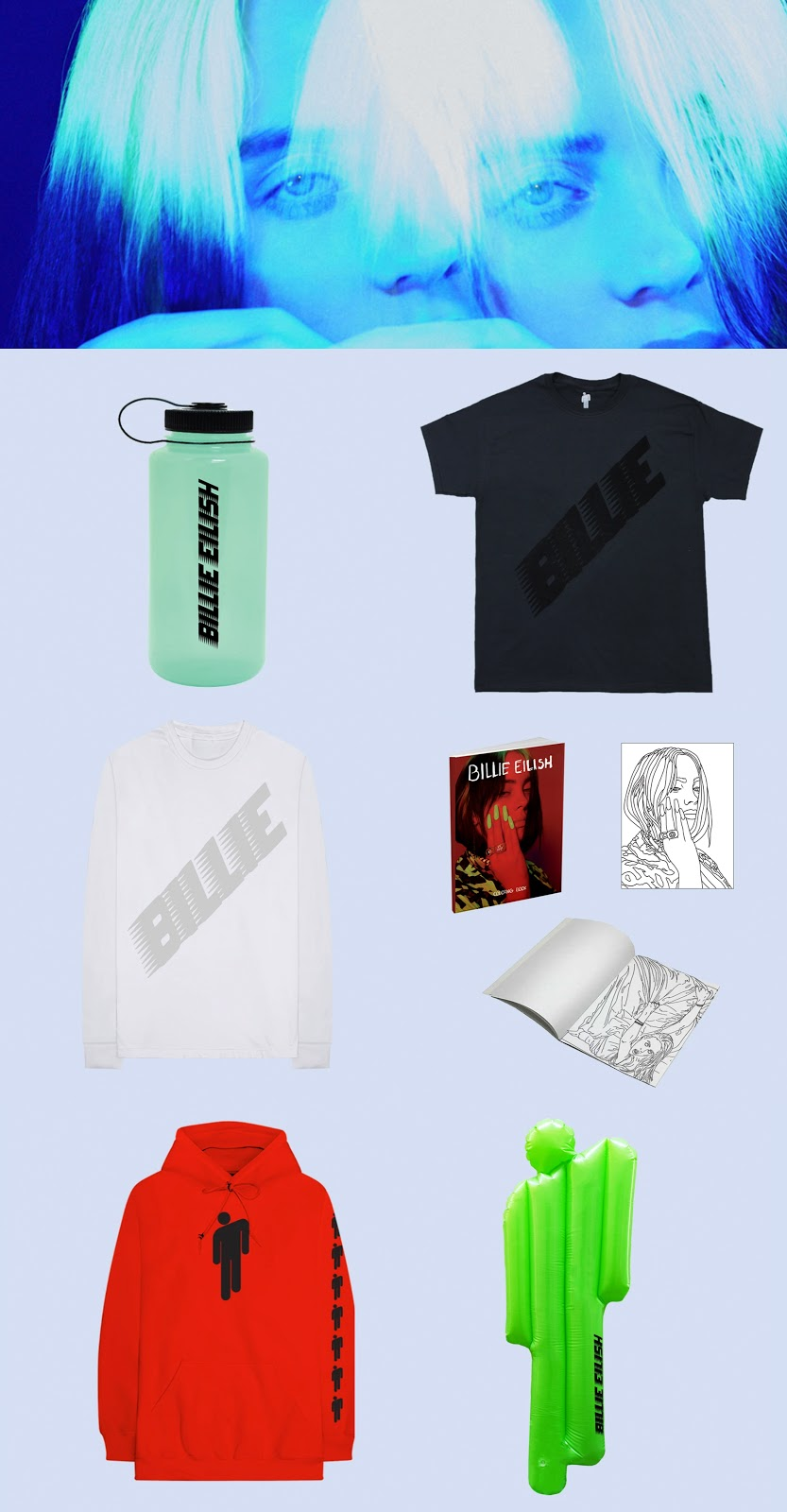 Gemnote_BandMerch_BillieEillish