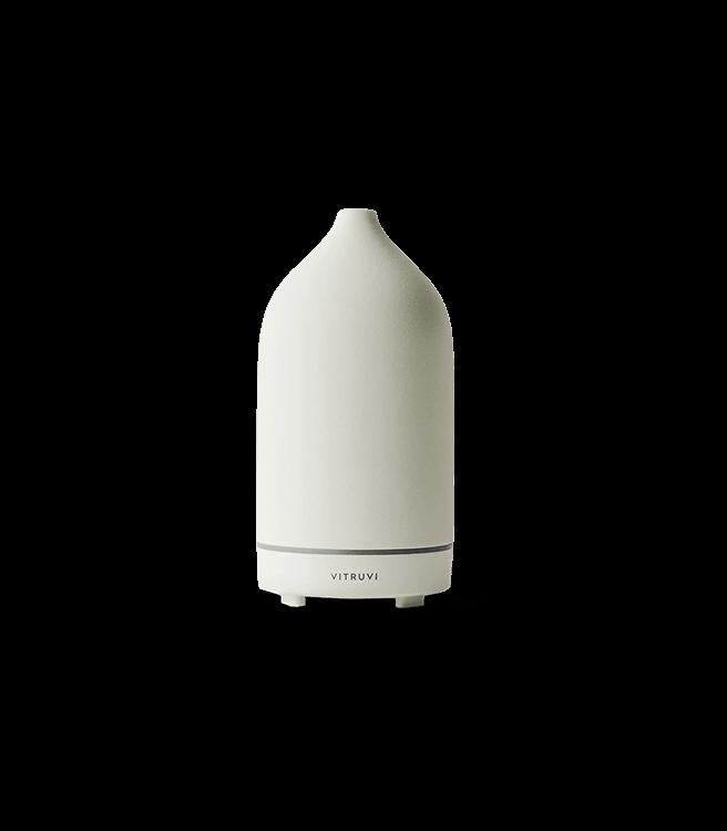 Vitruvi Stone Diffuser - White